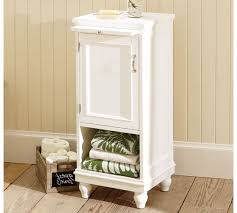 Pottery Barn Bathroom Storage by Newport Sundry Cabinet Pottery Barn Bathroom Pinterest