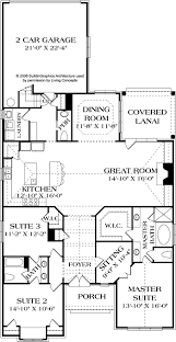 traditional house plan 96980 freezer laundry and storage