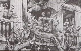 larawan ng pagpapalaya sa Pilipinas mula sa mga Espanyol noong 1898
