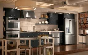 kitchen awesome industrial kitchens design with silver kitchen