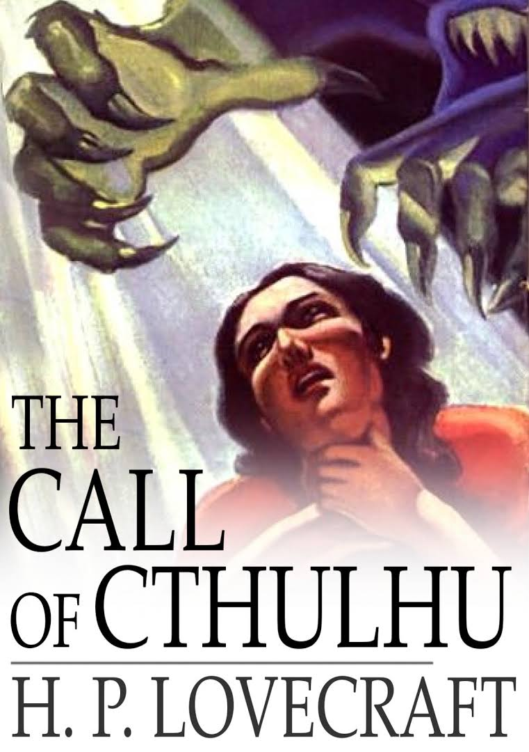 Image result for call of cthulhu hp lovecraft book