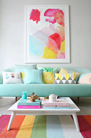 best 10 colourful living room ideas on pinterest colorful couch