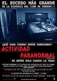 Actividad Paranormal (2009) [Latino]