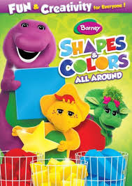 Barney Shapes And Colors All Around (2011)