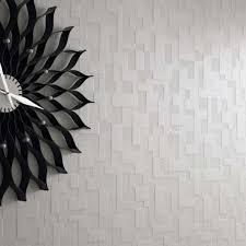 modern wallpaper design1 555x555 modern 3d effect monochromatic