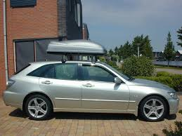 lexus is300 for sale 2002 picking up the lexus oem roof rack tonite u003d now with real pic