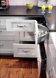 Blind Corner Kitchen Cabinet by Kitchen Upper Corner Kitchen Cabinet Organization Ideas Small