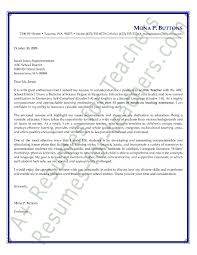 Special Education Teacher Cover Letter Cover Sheet Served As A Letter Services University Of Career Sample