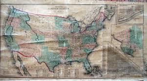 Oldest Map Of North America by An Overview Of Pennsylvania Mapping Circa 1850 To 1900