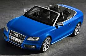 Audi S5 Cabriolet 2010 Gallery