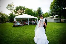Wedding Backyard Reception Ideas by Backyard Wedding Reception Outdoor Furniture Design And Ideas
