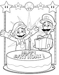 coloring pages for dads birthday happy for daddy eson me