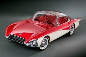 buick concept car of the week buick centurion 1956 car design news