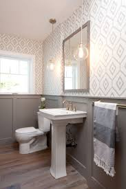 Wallpapers Designs For Home Interiors by Best 20 Wall Paper Bathroom Ideas On Pinterest Bathroom