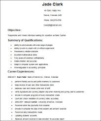Samples Of Resumes For Highschool Students by Simple Student Resume Format First Resume Template For Teenagers