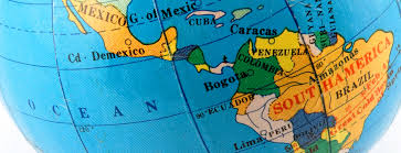 Latam Map Research Paper Topics Latin America