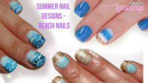 diy cute u0026 easy nail art designs for beginners 31 summer nail