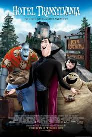Hotel Transylvania Poster