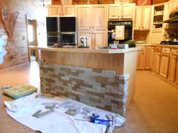 Kitchen Cabinets And Islands by Best 25 Stone Kitchen Island Ideas Only On Pinterest Stone Bar