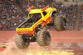 monster truck show in san diego son uva digger driven ryan anderson the son of grave digger u0027s