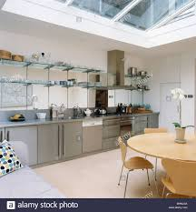Glass Shelves Kitchen Cabinets Interesting 50 Modern Kitchen Units Design Decoration Of Best 25