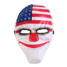 payday 2 clown mask u2013 outpost city