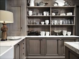 Paint Colors For Kitchen Walls With Oak Cabinets Kitchen Grey Stained Kitchen Cabinets Blue Gray Cabinets Kitchen