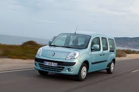 All Renault Models Renault Kangoo Estate Review 2009 2012 Parkers