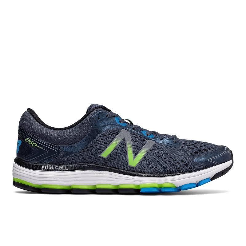 New Balance 1260v7 Fuel Cell Low Top Running Shoes Blue 12.5 Medium (D)