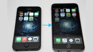how to backup your old iphone and restore to iphone 6s youtube