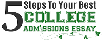 Steps To Your Best College Essay     Ghost Editorial A complete college admissions essay writing Millicent Rogers Museum