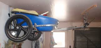 Ceiling Bike Hook by 2 Techniques To Help You Organize The Garage Like An Engineer