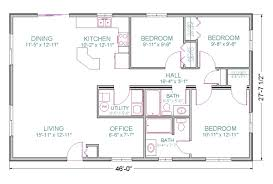 attractive inspiration ideas 1500 square foot ranch house plans