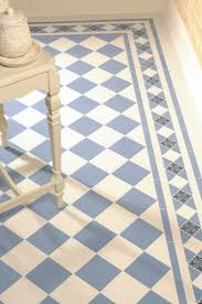 best 25 cream tile floor ideas on pinterest cream bathroom victorian floor tiles dorchester pattern in dover white and blue with modified kingsley border