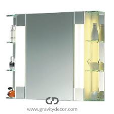 glass mirror cabinets led glass cabinet bathroom mirror cabinet