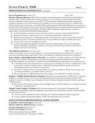 Human Resources Resume Samples by Click Here To Download This Human Resources Professional Resume