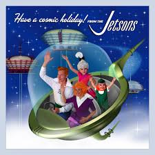 Jetsons Halloween Costumes Steven Roselle Holiday Cards