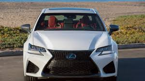 lexus vehicle prices 2016 lexus gs f road test with price horsepower and photo gallery
