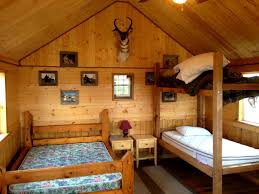 decorations cabin bedroom and hunting room with wood clad walls decorations cabin bedroom and hunting room with wood clad walls also wooden bunk beds also