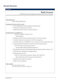 Resume Sample It   Resume Format Download Pdf Manufacturing Manager Resume