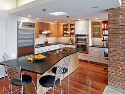 Long Kitchen Island Designs by Kitchen Island Instead Of Table Rustic Homemade Kitchen Islands
