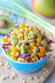 Pasta Salad Ingredients Asian Pasta Salad Damn Delicious