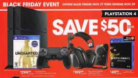 wii u console black friday deals gamestop u0027s black friday deal saves you big money on playstation