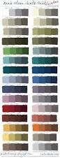 Color Swatches Paint by Annie Sloan Color Shades Painting Pinterest Color Shades