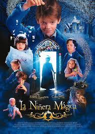 La Ninera Magica