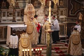 new liturgical movement december 2013
