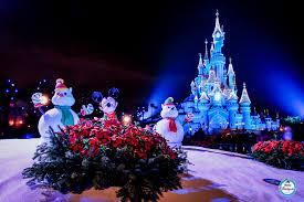 Decoration Noel Disney by Noel Christmas 2015 Disneyland Paris 10 Jpg Original