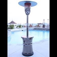 Patio Heater Covers by Winter Guide To Outdoor Patio Heating