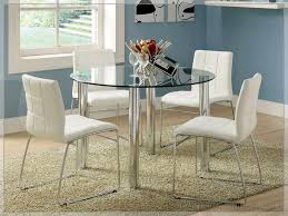 Chair Small Glass Kitchen Table Round Dining With  Chairs White - Kitchen table sets canada