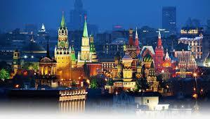 moscow pamiatky a mestá